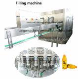 Caixa de água gasosa Enchimento de garrafas de Bebidas Bebidas Carbonatadas Máquina de engarrafamento