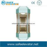 Elevatore panoramico di buona qualità del centro commerciale