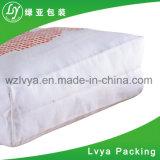 製造業者の安い価格は綿のキャンバスのハンドルの教科書袋をリサイクルする