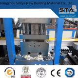 Rullo idraulico di griglia del controsoffitto T di controllo che forma la fabbrica del macchinario
