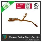 PWB rígido flexible de la tarjeta de circuitos impresos de la flexión para automotor y los aparatos médicos