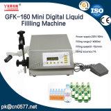 음식 (GFK-160)를 위한 Youlian 소형 디지털 액체 Fillling 기계