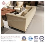 Nach Maß Hotel-Möbel mit Vorhalle-Gewebe-Sofa (YB-O-38)