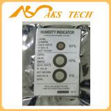 tarjetas del indicador de humedad de la supervisión del cambio del color del 5% - del 10% - del 60%