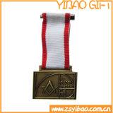Europa-regionale Merkmals-Medaille mit Abzuglinie-Zubehör (YB-MD-54)