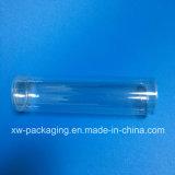 装飾的な製品のまめの包装のための明確なプラスチック円形ボックス