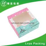Складные коробки или коробки из гофрированного картона с винтовым зубом окно/жесткое окно/бумага/Подарочная упаковка