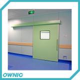 Автоматическая герметичная раздвижная дверь с мотором Dunker для комнаты Ot стационара
