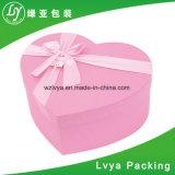 향수를 위한 분홍색에 의하여 래커를 칠하는 나무 상자 또는 시계 또는 선물 또는 보석