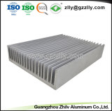 Radiatore personalizzato/di alluminio di tutto il reticolo di serie dell'espulsione