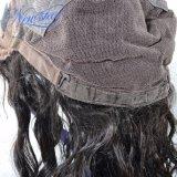 Парик шнурка верхней плотности волны 130% волос девственницы ранга естественной полный