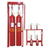 Высокая система подавления пожара СО2 давления 70L для проекта Средний Восток