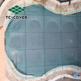 Наилучшим образом сетка СПА бассейном защитной крышки