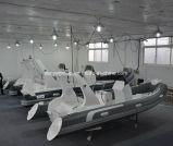 الصين [ليا] [5.2م] [فيبرغلسّ] صلبة قابل للنفخ [فيش بوأت] ضلع زورق