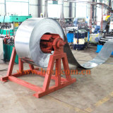 Roulis en acier galvanisé d'échelle de chemin de câbles formant le constructeur EAU de machine