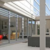 Portello scorrevole dell'espulsione di alluminio dei materiali da costruzione