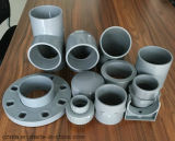 UPVC / PVC End Cap de PVC Pipe Fitting