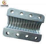 La fundición de acero de alta precisión con una inversión de piezas de maquinaria de construcción