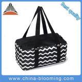 旅行大きいジッパーのハンドバッグの荷物のショッピング適性袋