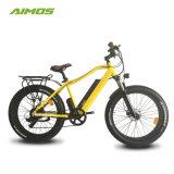 سمين إطار العجلة [26ينش] [500و] [48ف] شاطئ درّاجة كهربائيّة لأنّ رجل