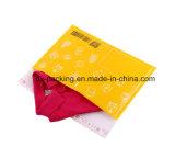 Sacos plásticos de bolhas de empacotamento de vestuário