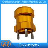 El competir con modificado para requisitos particulares del CNC va eje de rueda de Kart para el árbol de 40m m