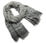 Tricoté 100% acrylique Mode hiver: foulard (YKY4635)