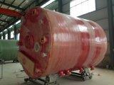 Tanque do recipiente da embarcação da fibra de vidro GRP FRP da fibra de vidro