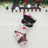 Media caliente de la Navidad de la venta con el ornamento al por mayor de la Navidad