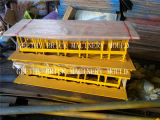 Heiße Verkauf Cadona 1600s mobile konkrete hohle Ziegeleimaschine