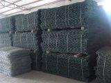 Anpingの工場Gabionは販売のためのGabionの網の壁をおりに入れる