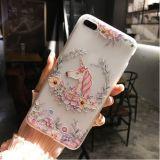 Nueva cubierta del teléfono móvil del silicón de la llegada para el iPhone