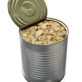 競争価格全P&Sの缶詰食品の缶詰にされたきのこ