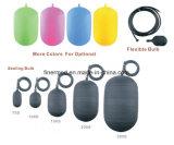 Резиновый раздувной воздушный шар запечатывания преграждая штепсельную вилку испытания сточной трубы трубы