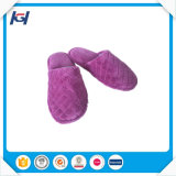 Comercio al por mayor Popular señoras la moda zapatillas con costura Quilting