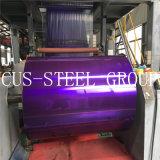 Rullo di alluminio di colore dell'oro/bobina di alluminio riflettente solare per il collettore solare