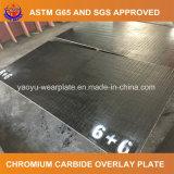 Placa do carboneto do cromo para pavimentar a placa do dircurso