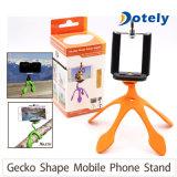 Montaje flexible portátil Gekko Trípode para cámara de acción Gopro Smartphone