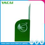 Produtos de lojas especializadas em rack de exposições de suporte da tela de segurança