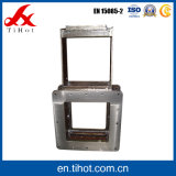 Metallgefäß-Zelle-Schweißstück mit der maschinellen Bearbeitung