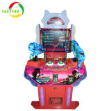 Het Ontspruiten van jonge geitjes de MiniMuntstuk In werking gestelde Machine van het Spel van de Kinderen van de Machine van het Spel van de Arcade