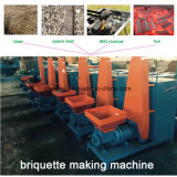 Prensa de madera de la briqueta del carbón de leña del serrín de la fábrica de China que hace la máquina