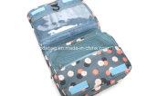 装飾的な洗面用品袋(BDY-1711093)をハングさせているカスタマイズされた旅行オルガナイザー