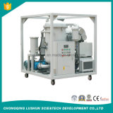 Filtración del petróleo de la turbina de la marca de fábrica de Lushun, purificador de petróleo, filtro del aceite lubricante