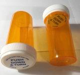 Бутылки микстуры и пилюльки 13 ДРАХМ зеленые: /Vials с реверзибельными крышками!