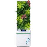 Малошумный стоящий уборщик воздуха с HEPA, отрицательным генератором иона и UV светильником для живущий комнаты