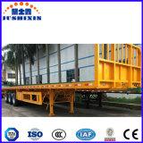Acoplado del carro, 50-80 toneladas de acoplado utilitario, acoplado del cargo, semi acoplado
