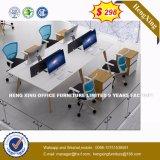 더 싼 가격 대기실 ISO9001 사무실 워크 스테이션 (HX-8NR0138)