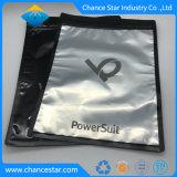 Kundenspezifische Verpackungs-Plastikkleid-Reißverschluss-Aluminiumfolie-Beutel für Kleidung