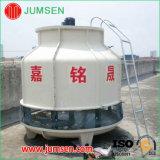 Экономия энергии до высокой температуры в системе охлаждения для промышленного использования водных ресурсов